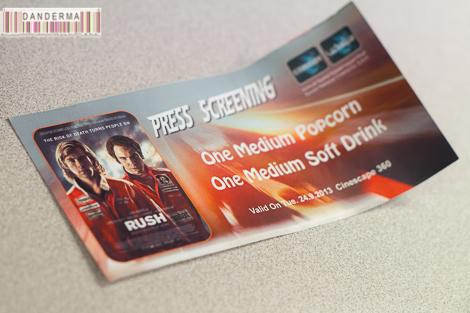 Movie Review: Rush « Danderma's Weblog